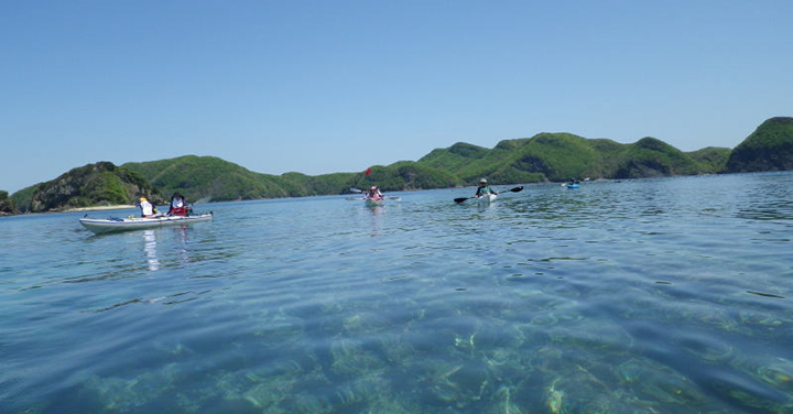 【Nagasaki · Tsushima leisure】 Popular activities such as diving · fly board · sea kayak etc. Experience reservation