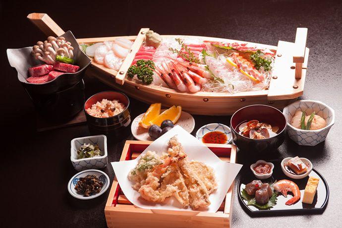 東京 屋形船 料理