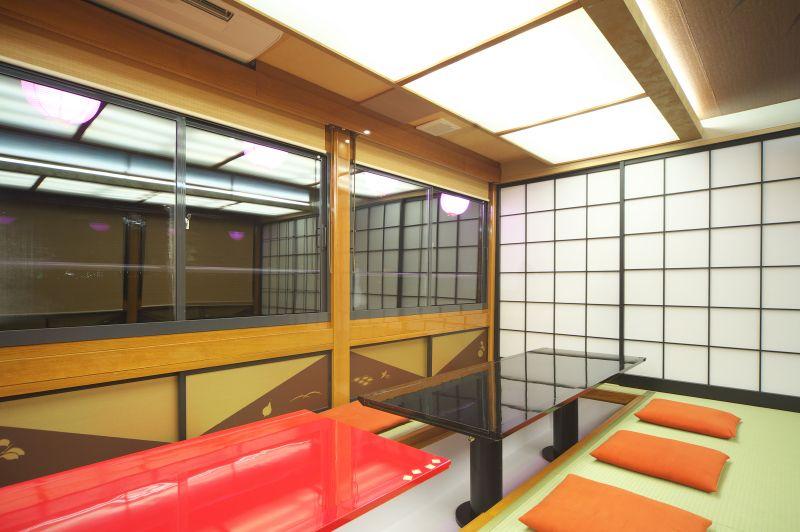 東京 屋形船 設備