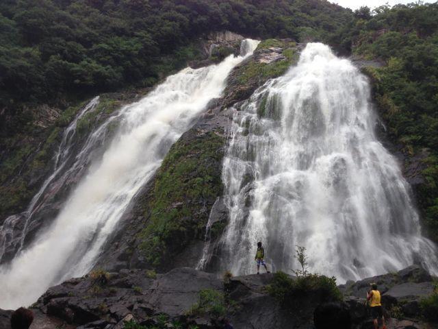 Yakushima Okawa Waterfall