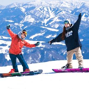 滑雪纜車票
