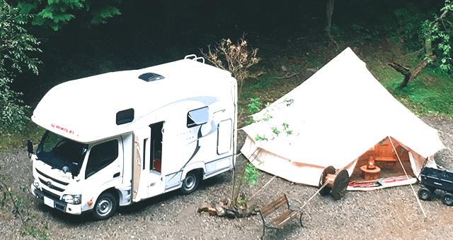 Rental Campingcer