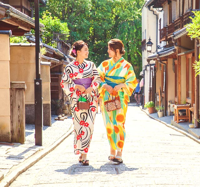 Recommended experience in Kyoto