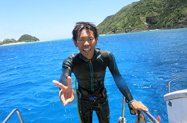 Alpha Dive Okinawa (Alpha Dive Okinawa) Popular Staff
