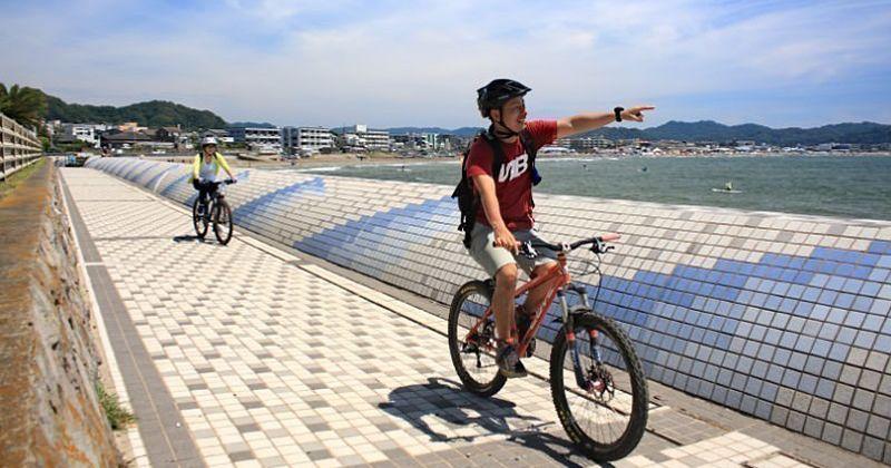 【湘南・鎌倉おすすめ】本格的なMTB(マウンテンバイク)で観光スポットサイクリングツアーを開催「Freestyle, Ride&Adventure.」