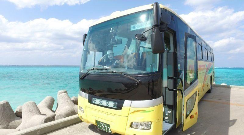 รถทัวร์ Miyakojima