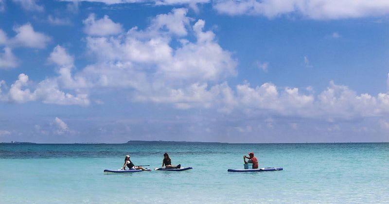 【宮古島おすすめ】全ツアー完全貸切!伊良部島でSUPやシュノーケリング体験ツアーを開催する人気ショップをご紹介!