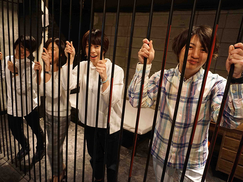 Shinjuku escape game super closed room Recommended