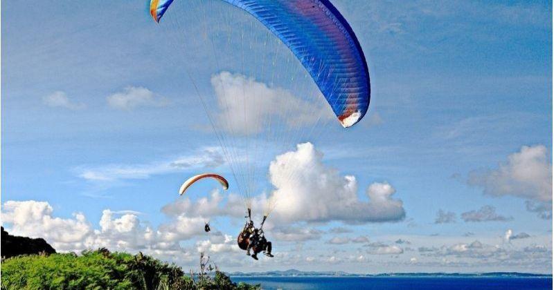 《2018年夏休みレジャー》アクティビティ体験種目別人気プランランキング 6位〜10位|パラグライダー・キャニオニング(シャワークライミング)・フライボード・パラセーリング・体験ダイビング