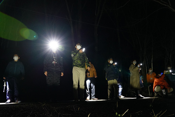 [Tochigi / Oku-Nikko popular shop] Guided walks in autumnal forests and plateaus, bird watching in search of giant birds, lunar eclipse / meteor shower observation, etc ... Recommended tours for autumn and winter!