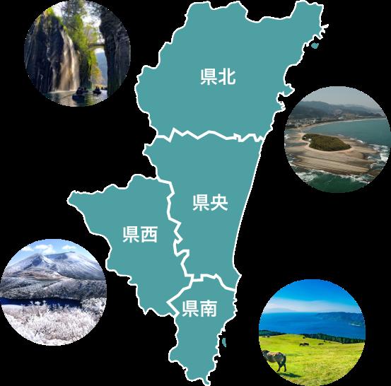 宮崎MAP