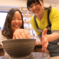 陶芸体験・陶芸教室
