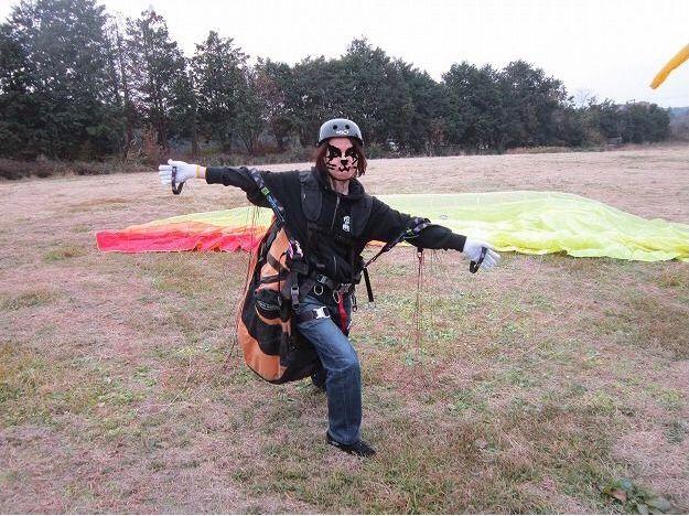 """""""初心者OKな静岡富士宮でパラグライダー体験!ハマったらライセンス取得にも挑戦したい!"""""""
