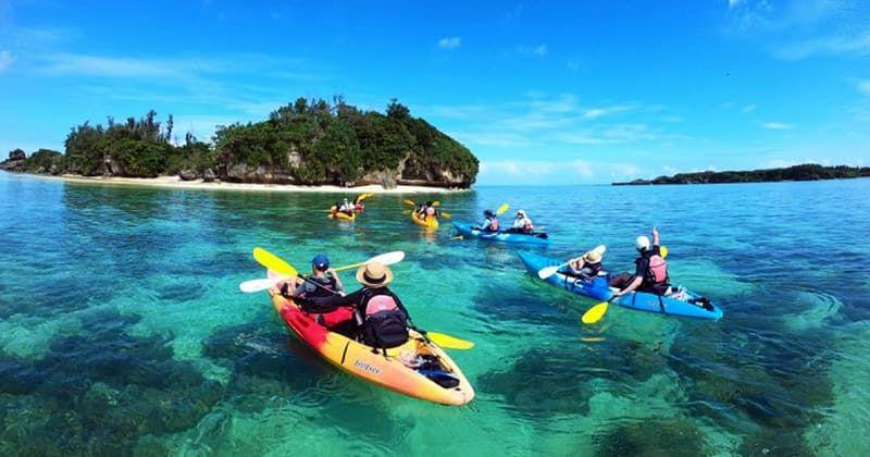 沖縄ならではのアクティビティ!8つの体験ツアーの魅力とおすすめスポットを紹介