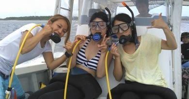 久米島ダイビングセンターしらはまマリン