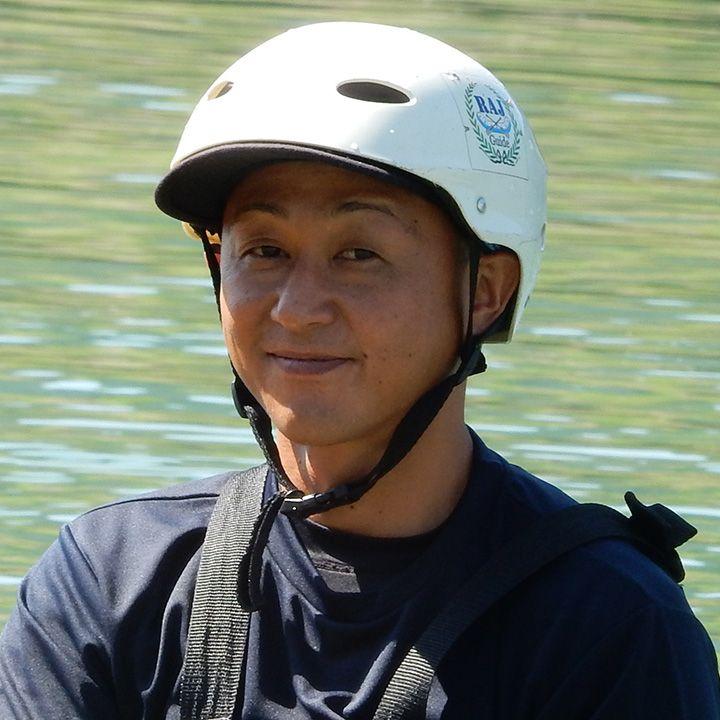 球磨川再次漂流(熊本)