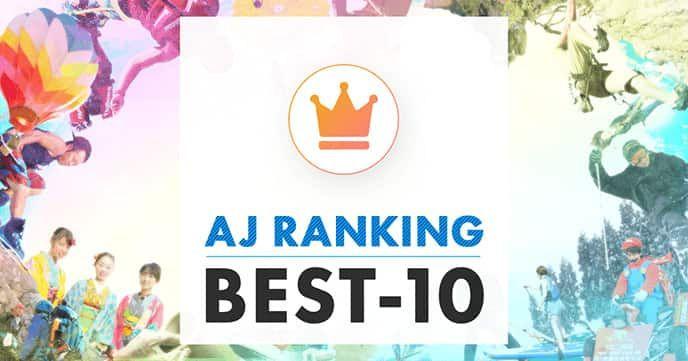 [Weekly] Popular activity plan ranking
