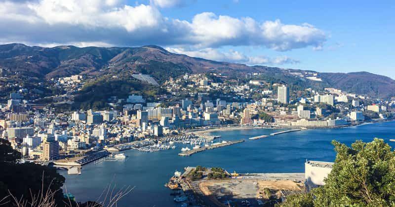 【関東から2時間】熱海温泉で人気のアクティビティ・体験を紹介!