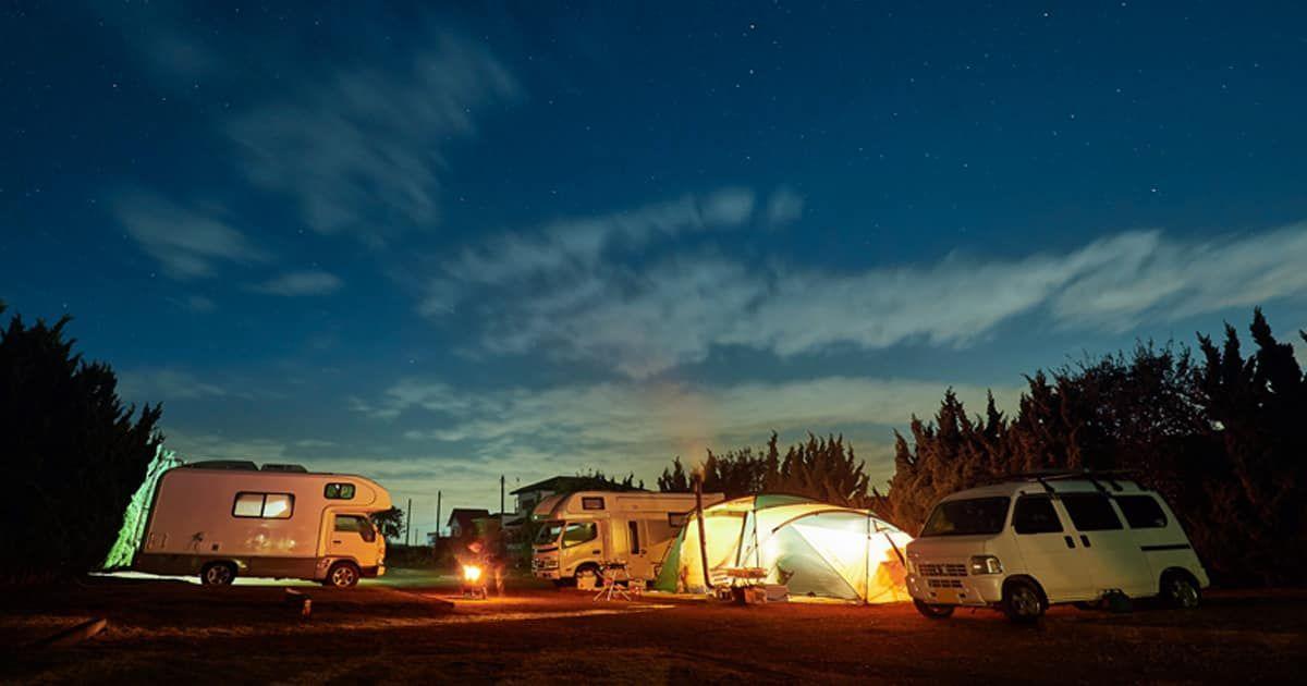 冬令營初學者如何選擇安全的露營地!介紹推薦的露營地