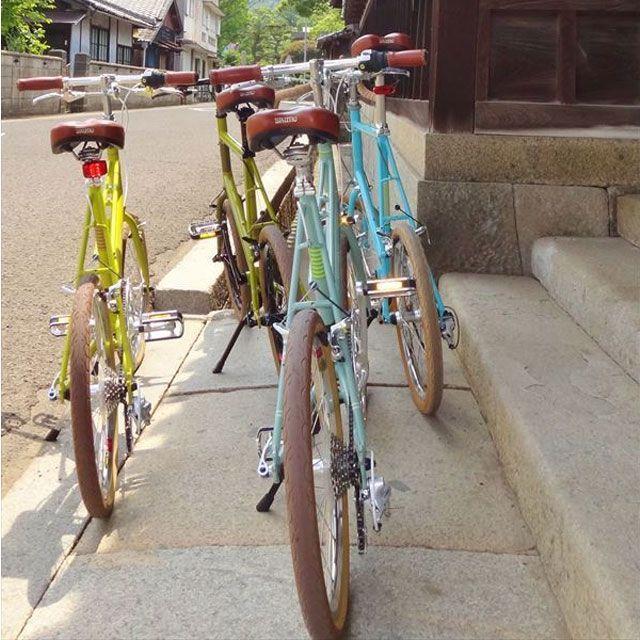 サイクリング(ポタリング)