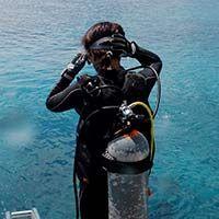 ダイビングの服装・装備