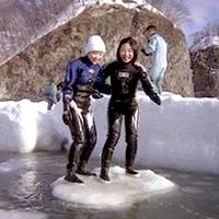 流氷ウォーク/氷上ウォークの服装・装備