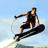 ホバーボード(空飛ぶサーフィン)の服装・装備