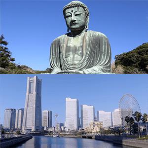 鐮倉、橫濱地區 觀光影片