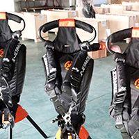 ジェットパックの服装・装備