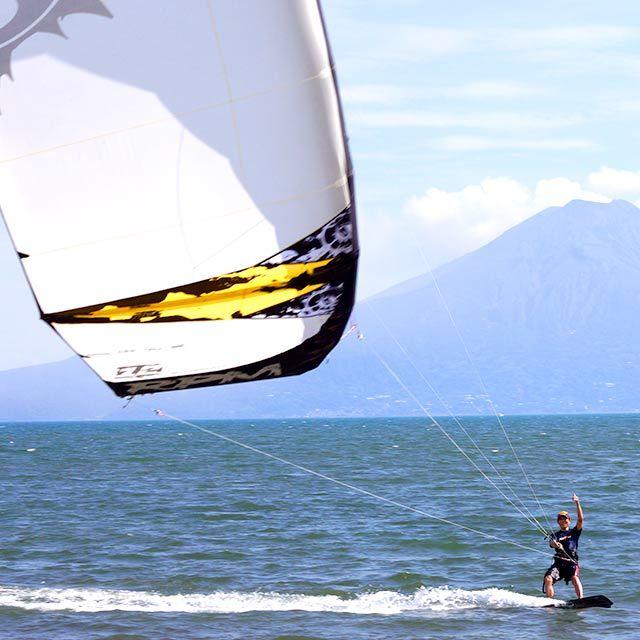 カイトボード/カイトサーフィン