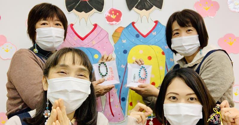 京都「明日香」の新コロナ対策と「オンライン匂い袋作り体験」