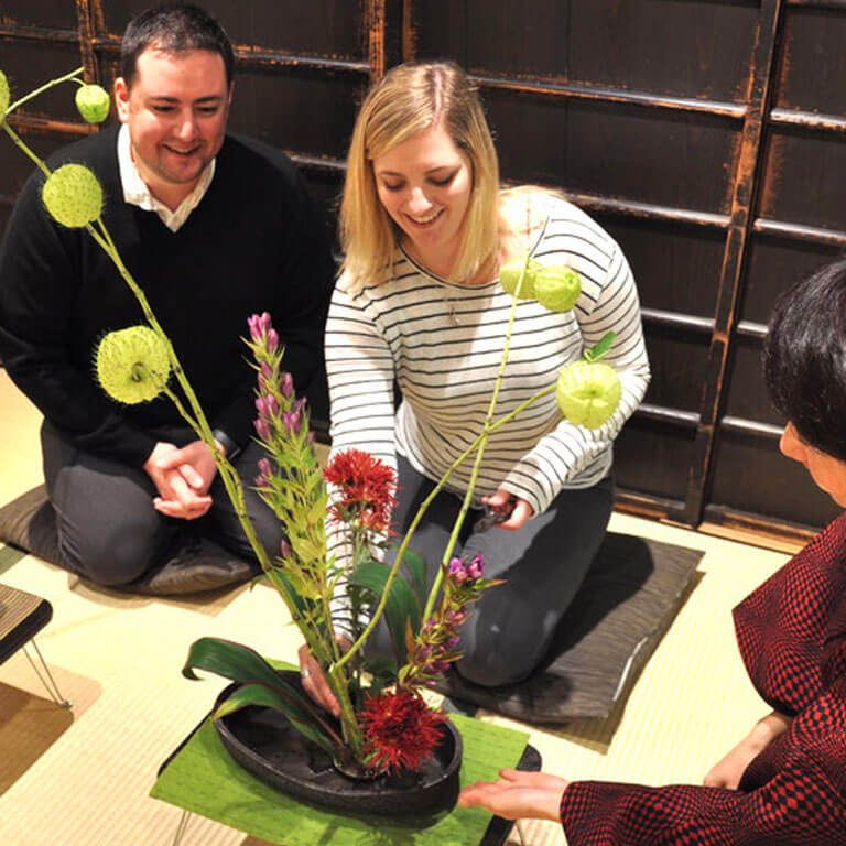 Ikebana Workshops