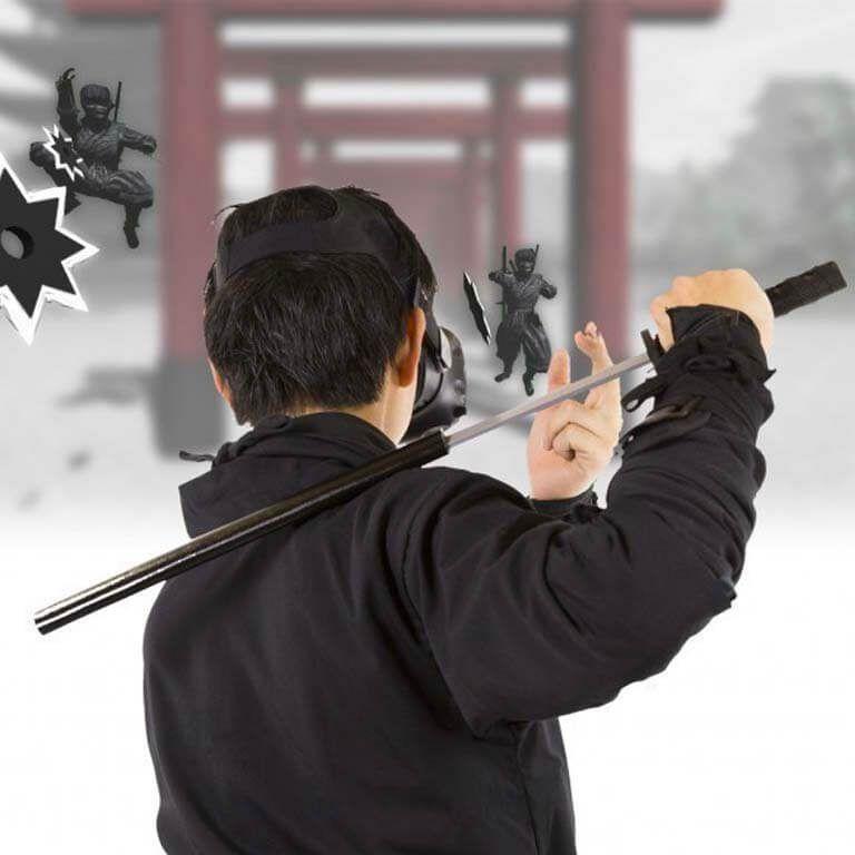 Ninja VR Experience