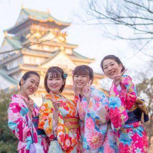 Kimono & Yukata Rentals