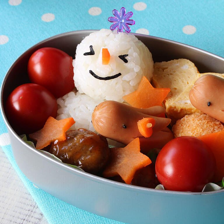 Bento Box Making