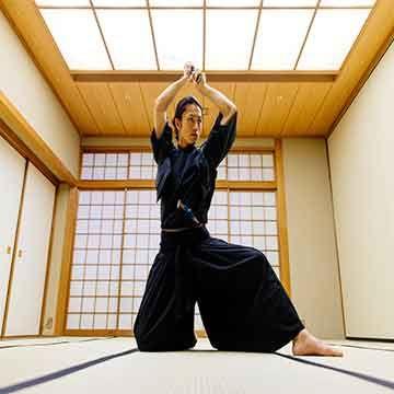Ninja & Samurai Experience