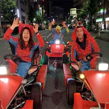 Street Go-Karting