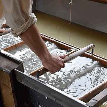 Washi Paper Making