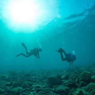 潛水初體驗