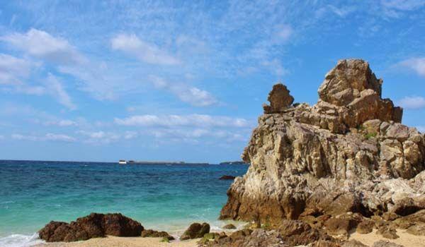 沖縄本島北部(美ら海水族館、本部町)