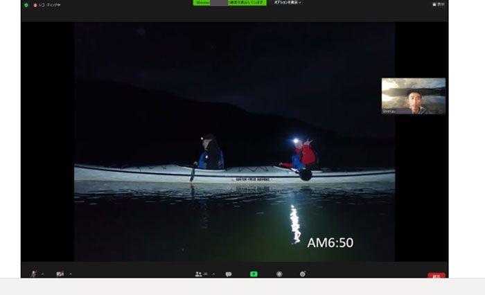You can enjoy the sunrise and the spectacular view like Uyuni salt lake! Iriomote Island Sea Kayaking Tour