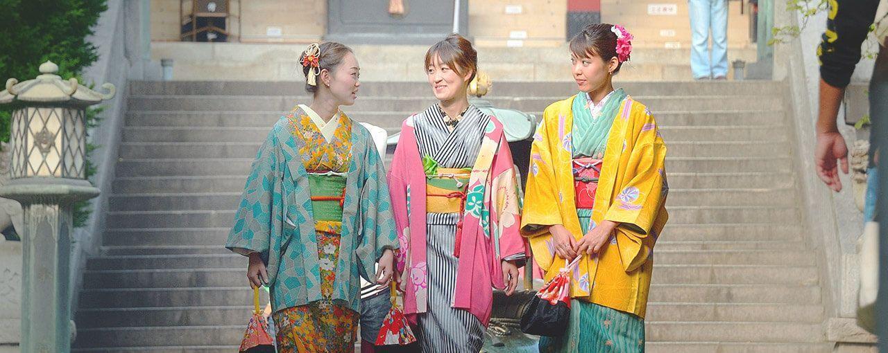 kimono rental tokyo