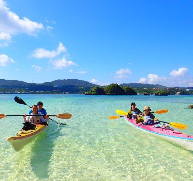 kayak okinawa