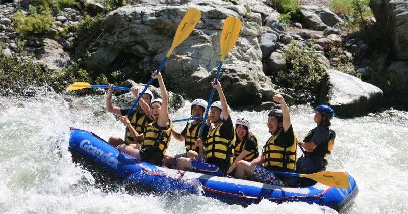 関東 ラフティング:奥多摩・長瀞・水上(みなかみ) おすすめ ツアー&ショップ情報