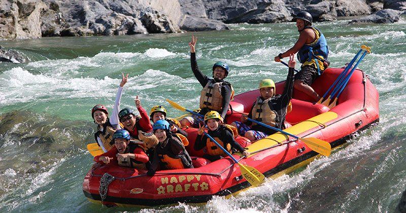 四国(高知&徳島)吉野川 ラフティング 人気ツアー ランキングを紹介