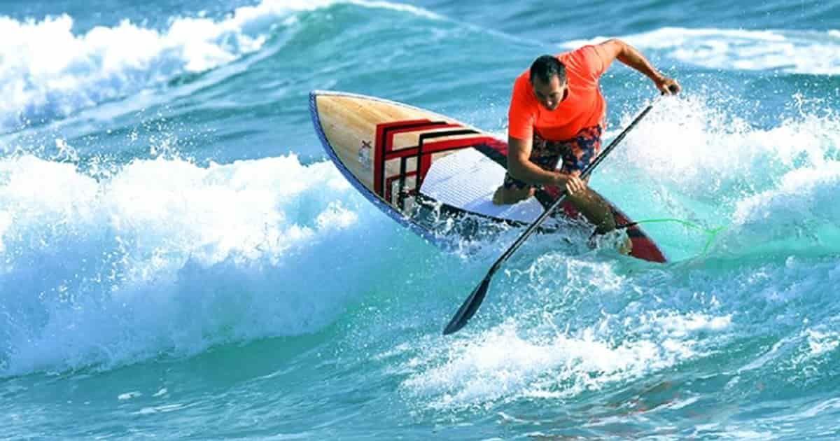 SUPサーフィン(パドルサーフィン)おすすめスクール・ポイント 初心者 ガイド