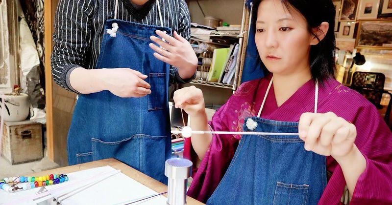 東京で人気!ものづくり体験&珍しいハンドメイド