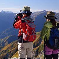 トレッキング(登山/ハイキング)の服装・装備