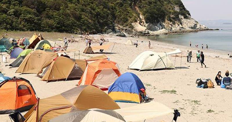 와카야마의 캠핑 목록