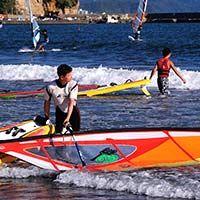 ウインドサーフィンの服装・装備